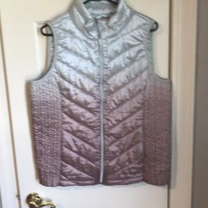 Maurices puffy vest XL